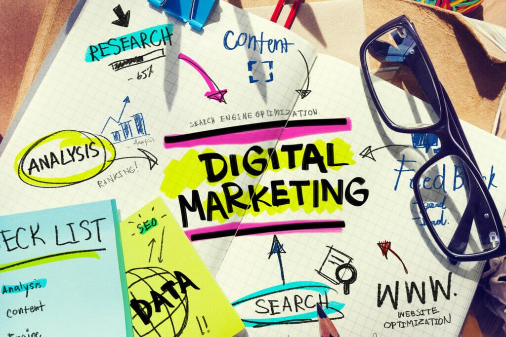 デジタルマーケティング支援